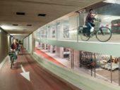 Imagem do dia: Holandeses constroem maior parque de estacionamento do mundo para bicicletas