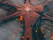 Imagem do dia: Maior Terminal Aeroportuário do Mundo abre em Pequim