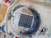 Imagem do dia: Primeiras imagens da execução da mais alta estrutura alguma vez construída pelo homem