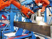 Imagem do dia: Sistema de montagem e soldadura automática de elementos estruturais metálicos