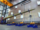 Engenheiros alemães criam pás inteligentes para turbinas eólicas