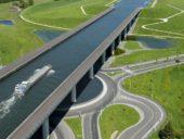 Imagem do dia: A Ponte-Canal de Sart