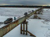 Imagem do dia: A ponte mais perigosa do mundo