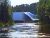 Imagem do dia: A Ponte Torcida de Jevnaker