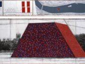 Imagem do dia: Projetada gigantesca estrutura flutuante constituída por 7500 barris de petróleo em Londres