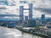 Imagem do dia: Projetada a mais alta passagem do mundo entre edifícios