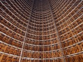 Projetando edifícios de madeira mais altos através de sistemas construtivos híbridos