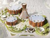 Imagem do dia: Projeto de 500 milhões é inspirado em citrinos