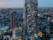 Imagem do dia: Britânico projeta arranha-céus que constrói edifícios de forma automática