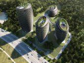 Imagem do dia: Projeto em Kunming alia o bambu ao design tradicional chinês