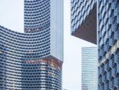 Imagem do dia: Projeto do complexo Duo em Singapura