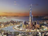 Imagem do dia: Revelado projeto de construção de edifício de 1001 metros de altura no Kuwait
