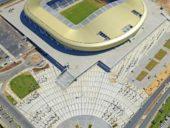 Imagem do dia: Projeto de construção do Estádio Internacional de Haifa