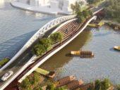 Imagem do dia: Projeto de construção da Ponte de Dawn