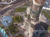 Projeto de construção do Sistema Hyperloop que ligará o Dubai com Abu Dhabi