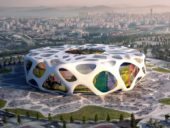 Imagem do dia: Revelado projeto do Estádio Ataturk para o Campeonato Europeu de Futebol UEFA 2024