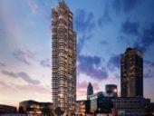 Imagem do dia: Projeto do mais alto edifício residencial da Alemanha