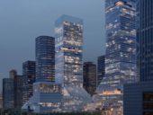 Imagem do dia: Projeto do novo edifício sede do Banco Comercial da China