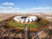 Imagem do dia: Projeto de reabilitação do Estádio Rei Fahd na Arábia Saudita