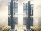 Imagem do dia: Revelado projeto das Torres DJI em Shenzhen
