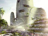 Imagem do dia: Projeto urbano de uma cidade ecológica na Malásia