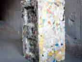Imagem do dia: Tecnologia norte-americana transforma resíduos de plástico em blocos para construção