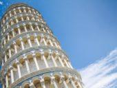 Revelado mistério da sobrevivência da Torre de Pisa aos sismos em Itália