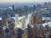 Imagem do dia: Santiago Calatrava projeta megaempreendimento em Londres