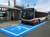 EUA criam sistema de carregamento elétrico sem fios para redes urbanas de autocarros
