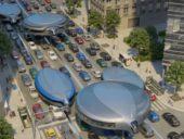 Imagem do dia: Revelado novo sistema giroscópico urbano de transporte