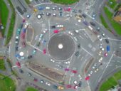Investigadores espanhóis desenvolvem sistema para redução de congestionamentos de tráfego em rotundas