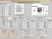 SoFA v.1.1 – Dimensionamento Estático e Sísmico de Fundações Superficiais