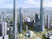 Imagem do dia: Torre H700 Shenzhen terá 739 metros e será o mais alto edifício da China