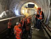 Primeiro Túnel Transcontinental Submerso Abriu ao Tráfego Ferroviário na Turquia