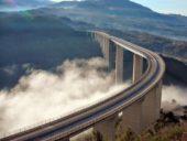Imagem do dia: Viadotto Italia é uma das pontes mais altas do mundo