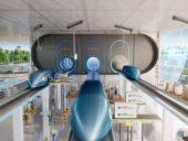 Imagem do dia: Virgin apresenta o seu sistema Hyperloop de transporte de mercadorias